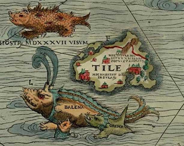 Die Insel Thule - Smøla