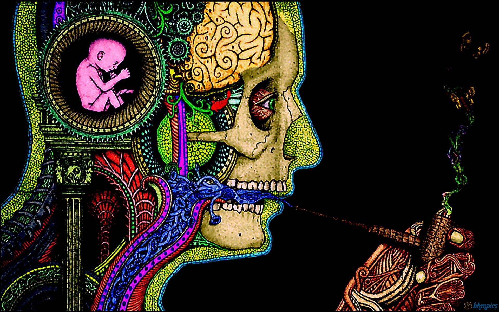 психоделические картинки: