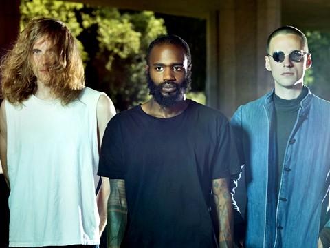 LA-based rap group Death Grips