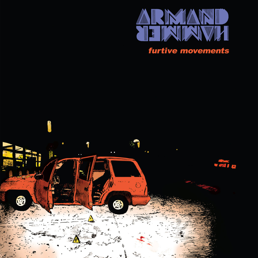 Armand Hammer - Furtive Moments