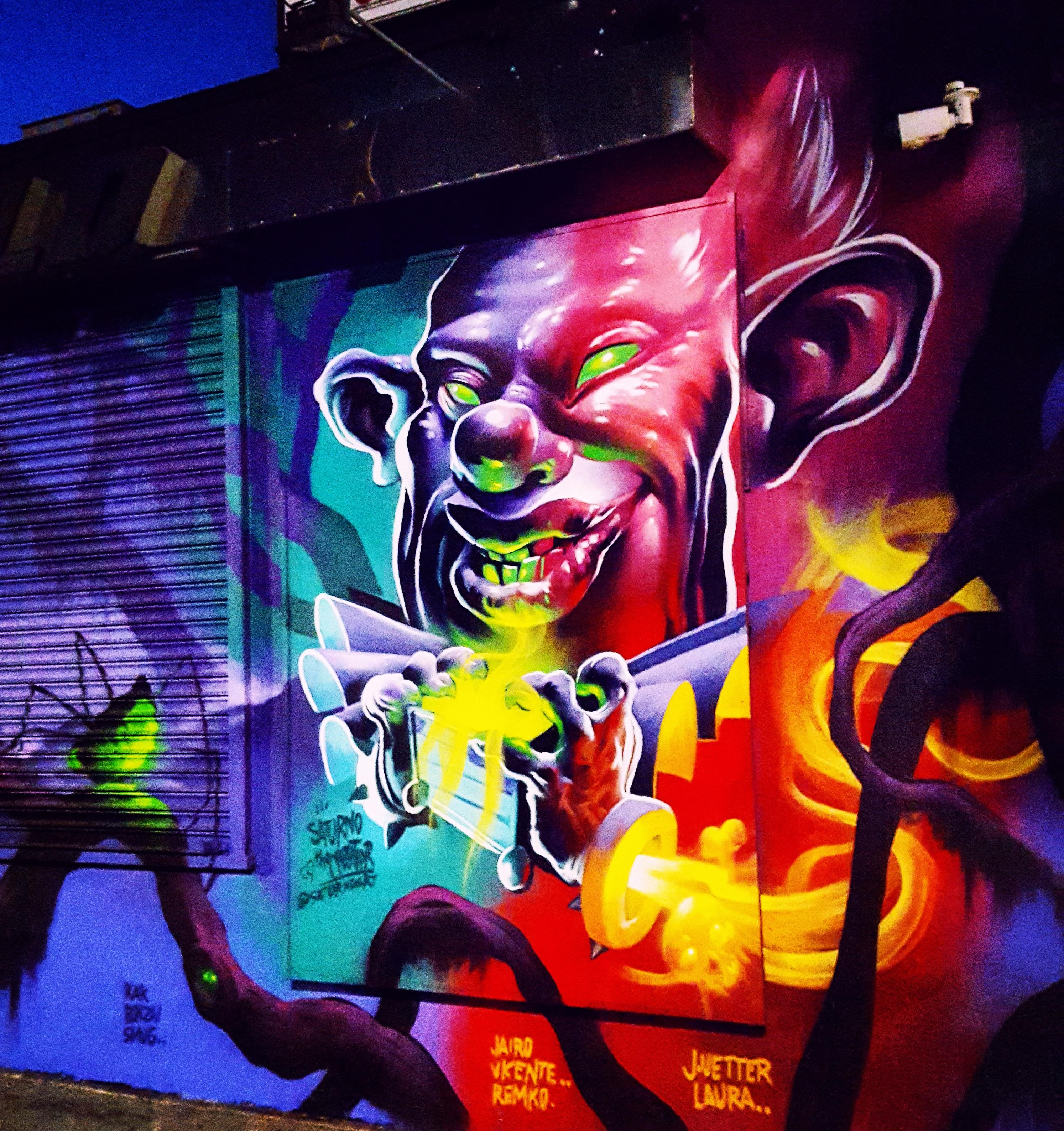 graffiti is vandalism essay