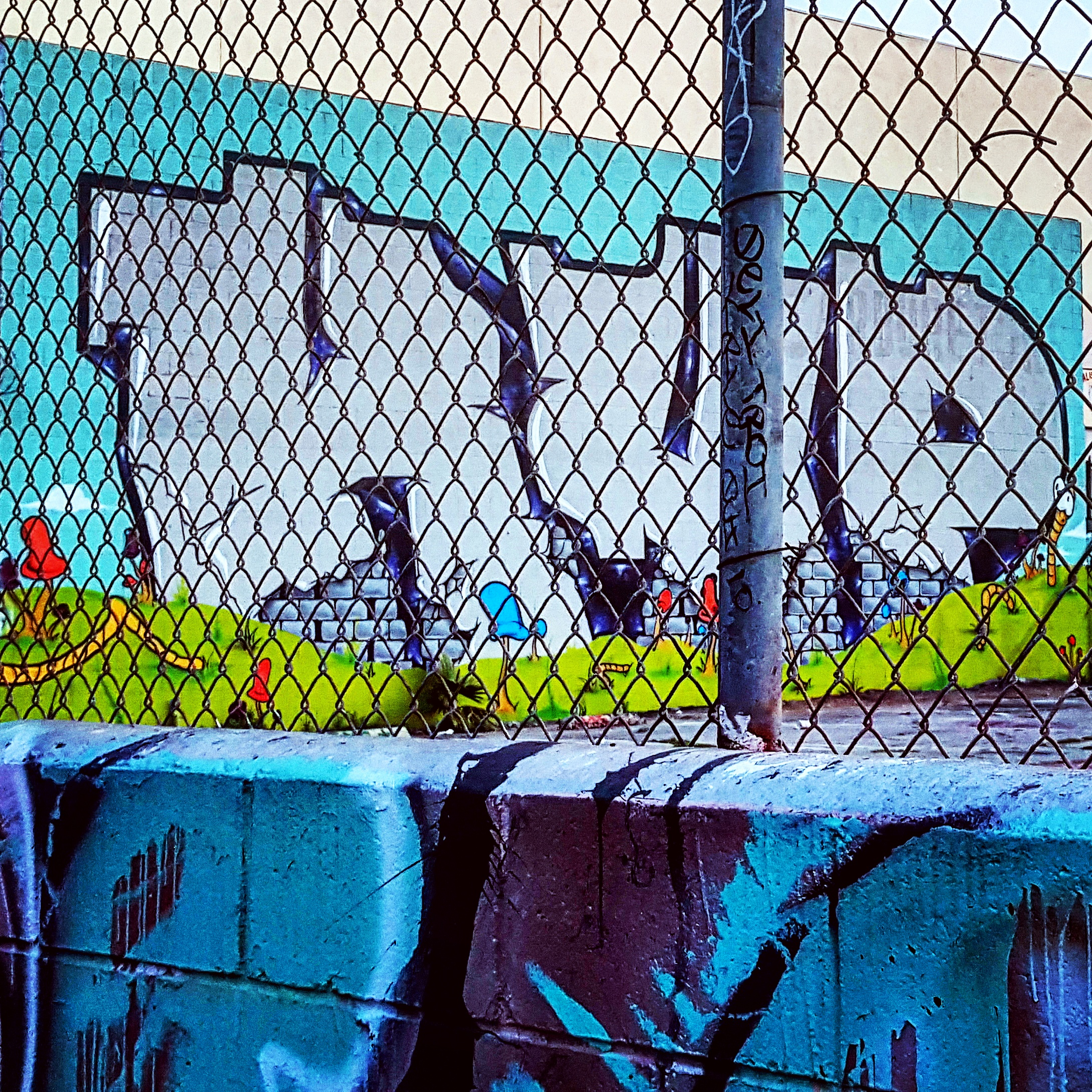 The Graffiti of South Central\'s K4P Crew | Passion of the Weiss